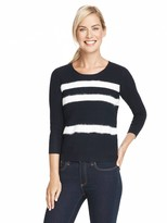 Draper James Stripe Mohair Sweater