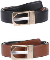 Dents Reversible Leather Belt