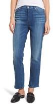 Seven7 Women's 7 For All Mankind Edie High Waist Crop Jeans