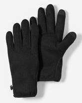 Eddie Bauer Men's Windcutter® Fleece Touchscreen Gloves