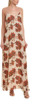 Mod Ref The Floral Maxi Dress