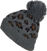 Genie by Eugenia Kim Logan Pom Beanie Gray One Size
