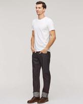 Selvedge Denim Straight Jeans