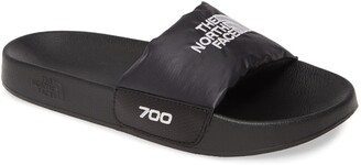 The North Face Nuptse(R) Down Fill Slide Sandal