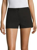 Theory Biquincey Stretch-Cotton Shorts