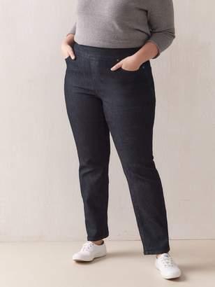 Universal Fit, Petite, Straight Leg Jeans - d/C JEANS