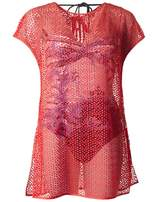 Ted Baker Satin Trim Cover Up