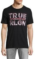 True Religion Established Logo Graphic Tee