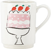 Kate Spade All in Good Taste Cake Stoneware Mug