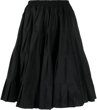 See by Chloe Gathered Full Shape Skirt