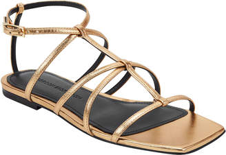 Sigerson Morrison Fedora Flat Sandals