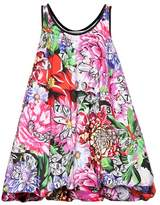 Mary Katrantzou Petunia floral-printed dress