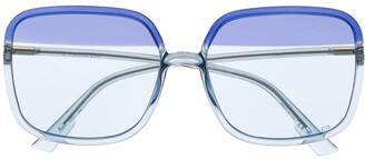 Christian Dior SoStellaire1 square-frame sunglasses