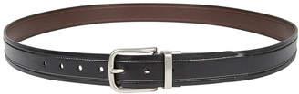 Club Room Men Big & Tall Reversible Belt