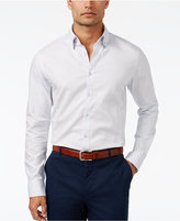 INC International Concepts Men's Double-Collar Chambray Shirt, Only at Macy's