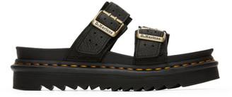 Dr. Martens Black Ambassador Myles II Sandals