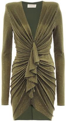 Alexandre Vauthier Embellished minidress