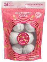 Me! Bath Birthday Cake Mini Ice Cream Bath Soak - 12oz