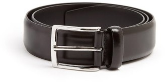 Andersons Leather Belt - Black