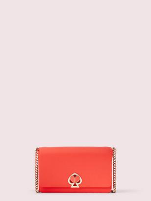 Kate Spade Nicola Twistlock Chain Wallet