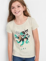 GapKids | Disney Descendants cross-back tee