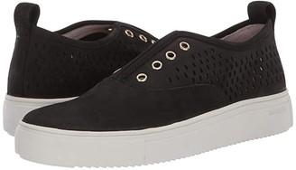 Blackstone Low Sneaker Slip-On - RL67 (Black) Women's Shoes