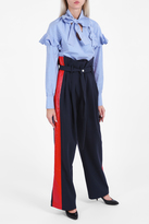 Awake Wide Leg Side Stripe Pant