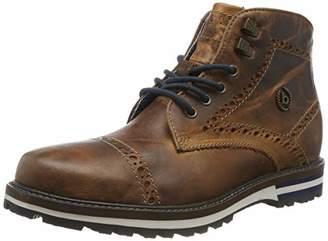 Bugatti Men's 321813311200 Ankle Boots Brown Size:
