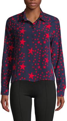 Lucca Couture Stars & Stripes Shirt
