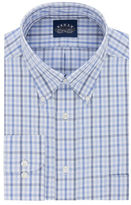 Eagle Checked Cotton Dress Shirt