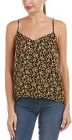 Glam Floral Top.