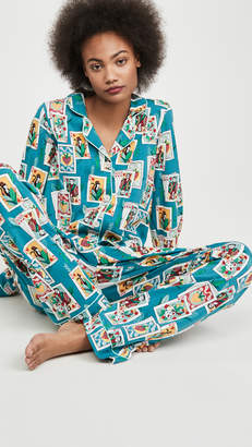 Bedhead Pajamas Fridas House Of Cards PJ Set