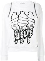 Stella McCartney Ice Cream jumper - women - Cotton/Polyamide/Polyester/Viscose - 38