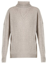 Amanda Wakeley The Kloss roll-neck cashmere sweater
