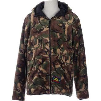 A Bathing Ape Green Polyester Jackets