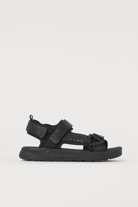 H&M Mesh Sandals