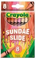 Crayola Meltdown Crayons, 8ct - Molten Metal