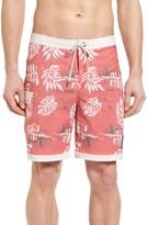 Vans Men's Model T Print Board Shorts
