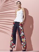 New York & Co. Wide-Leg Pant - Floral
