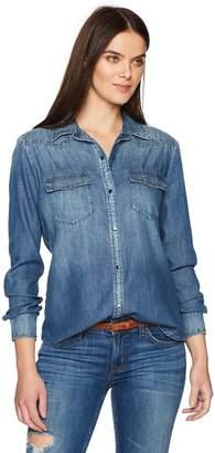 AG Adriano Goldschmied Women's Deanna Shirt