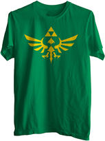 JCPenney Novelty T-Shirts Triforce Graphic Tee