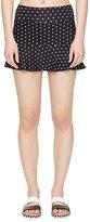 Kate Spade Flounce peplum skirt