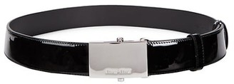 Miu Miu Patent Leather Belt