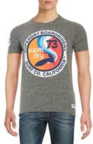Superdry Graphic Cotton-Blend Tee