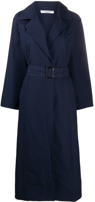 Katharine Hamnett Oversized Fit Belted Trench Coat