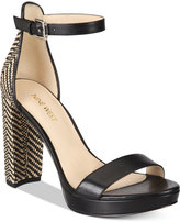 Nine West Dempsey Two-Piece Platform Sandals