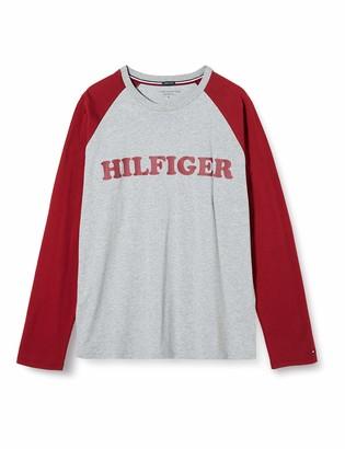 Tommy Hilfiger Men's CN LS Tee Raglan Shirt
