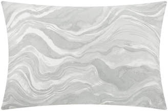 DKNY Marble Pillowcase - Grey