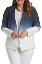 Tart Plus Size Women's 'Annabella' Open Front Blazer