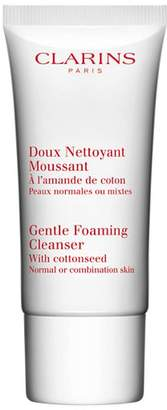 Clarins Gentle Foaming Cleanser for Normal & Combination Skin Mini 1 oz.